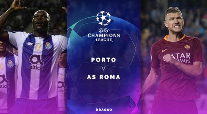 Prediksi Porto vs Roma Edin Dzeko Cs Layak Diunggulkan