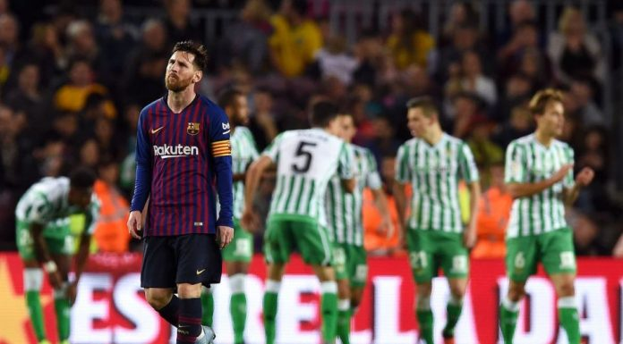 Preview Betis vs Barcelona Laga Pembalasan