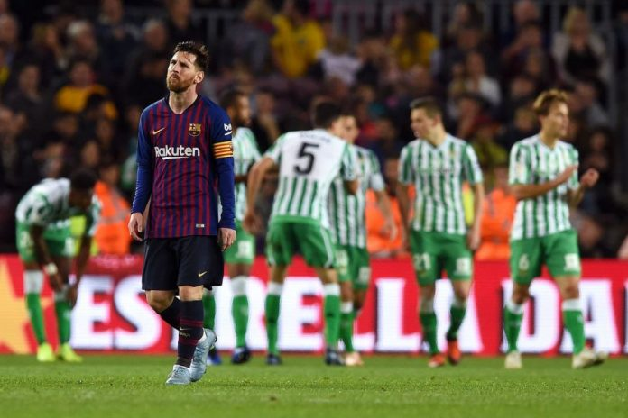 Preview Betis vs Barcelona Laga Pembalasan