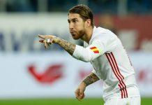 Ramos Dikenai Sanksi 2 Laga Oleh UEFA