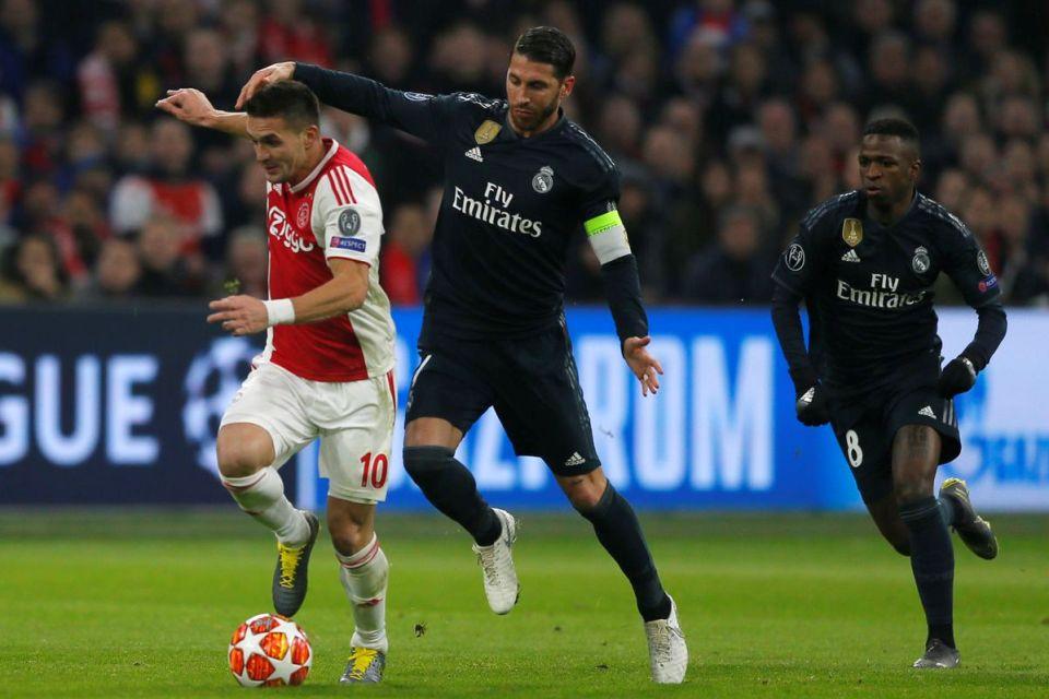 Ramos Mengaku Salah Soal Kartu Kuning
