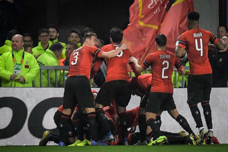 Kalahkan Arsenal, Rennes Catatkan Sejarah