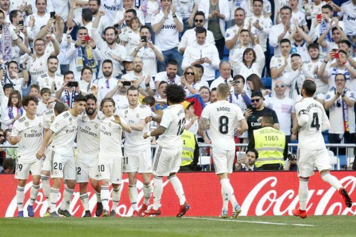 Madrid Bertekad Torehkan Sejarah Baru di LaLiga