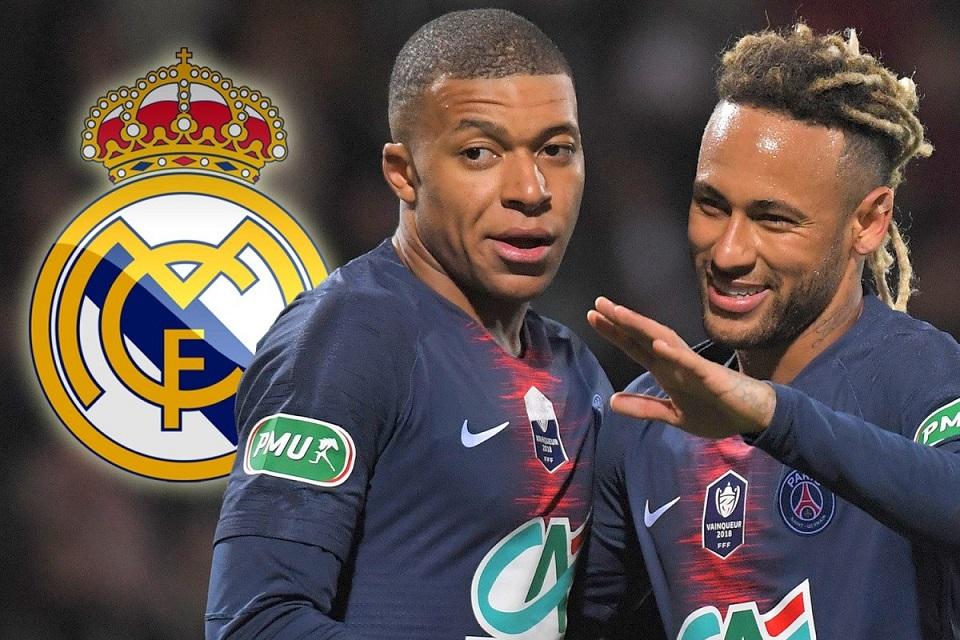 Real Madrid Terus Bujuk Dua Pemain PSG Ini - Vivagoal.com