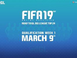 Registrasi Minggu Pertama Fifa FUT 2019 mencapai 400 peserta. Kamu Sudah Daftar?