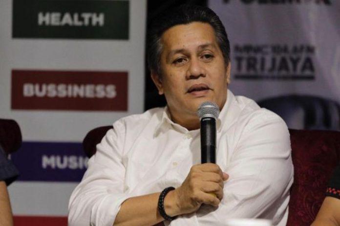 Resmi Gusti Randa Jadi Pelaksana Tugas Ketua Umum PSSI