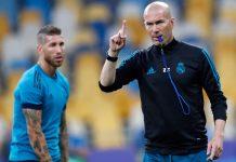 Resmi! Zidane Balik Melatih Madrid