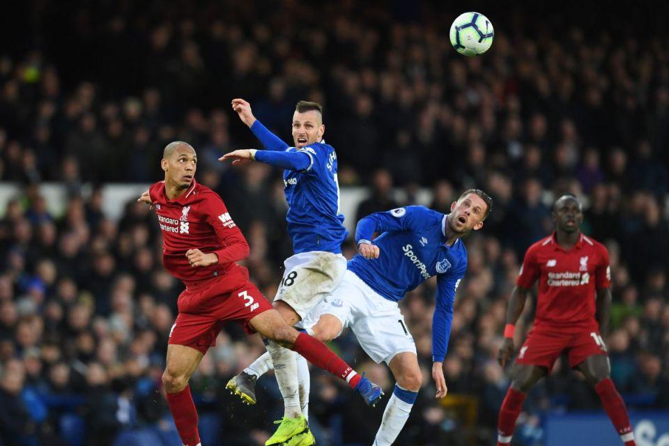 Rivalitas Buat Everton Tak Rela Liverpool Juara