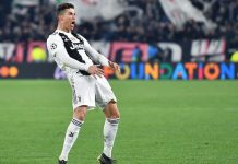 Selebrasi Kontroversial Ronaldo Berbuah Sanksi dari UEFA