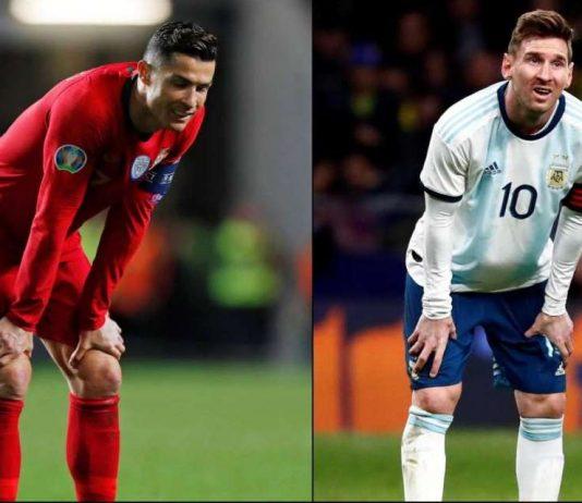 Messi Seharusnya Berani Terima Tantangan Ronaldo