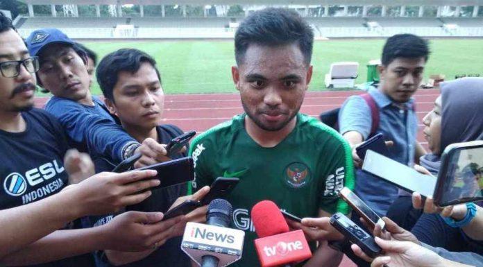 Merumput di Malaysia, Saddil Berharap Dapat Buktikan Ini