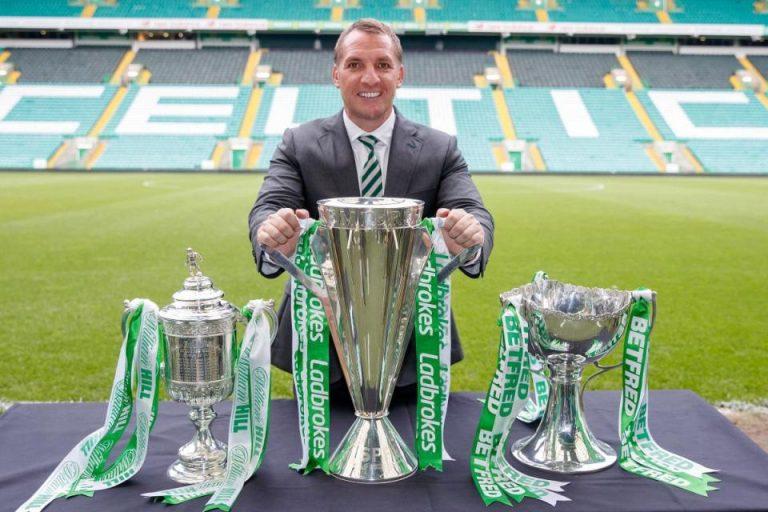 Sandera Orang, Pria Ini Tuntut Brendan Rodgers Kembali Latih Celtic