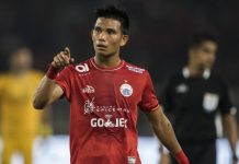 Sandi Sute Siap Tampil Kontra Madura United