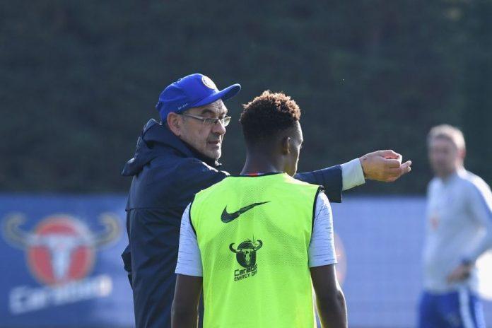 Sarri Optimis Chelsea Bisa Finis Empat Besar