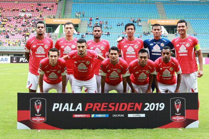 Semen Padang Siap Hempaskan Bali United