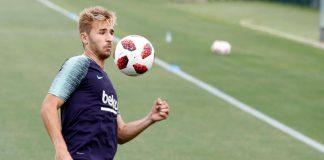 Kontrak Diputus, Youngster Barcelona Siap Main Dengan Iniesta