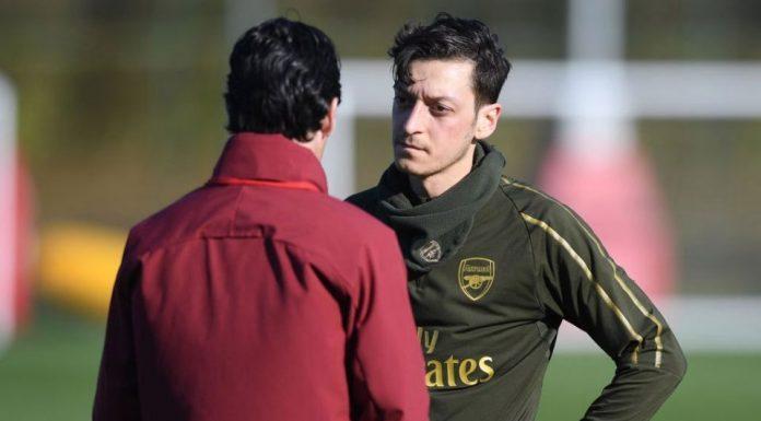 Sikap Emery Kepada Ozil Tuai Pujian Dari Legenda Arsenal
