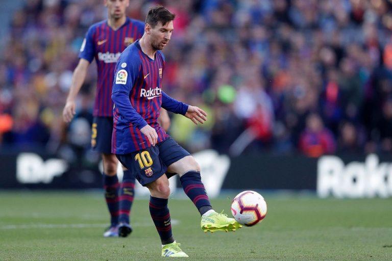 Soal Tendangan Bebas Panenka Messi, Valverde: Saya Kaget!