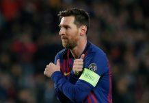 Soal Trigol Ronaldo, Messi Luar Biasa!