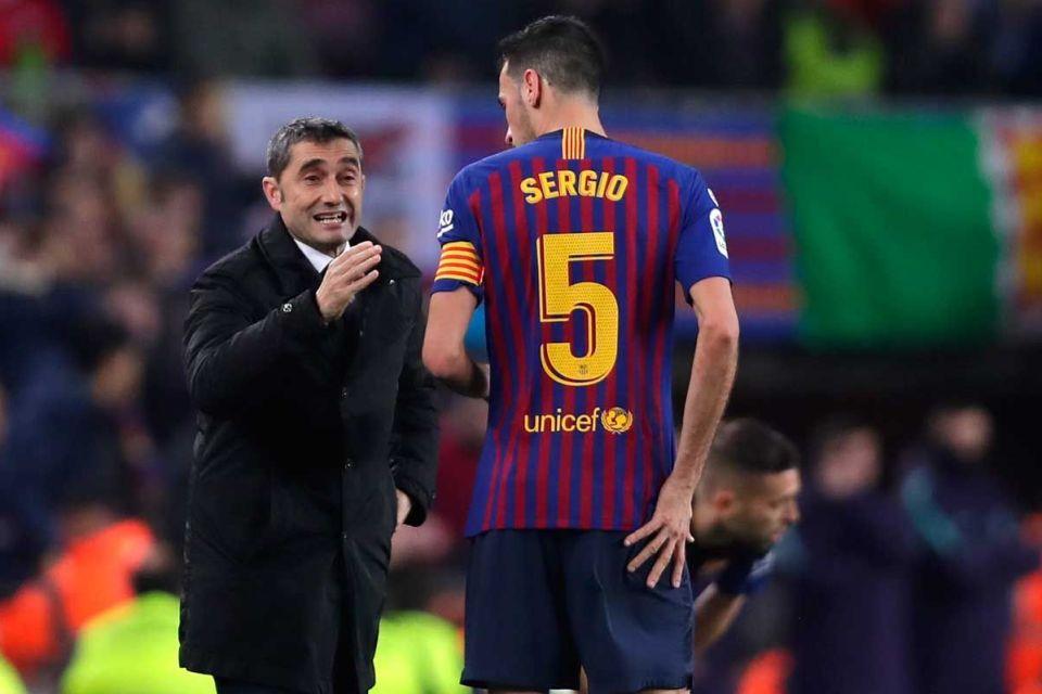 Statistik Mendukung Barca-nya Valverde Raih Treble Musim Ini