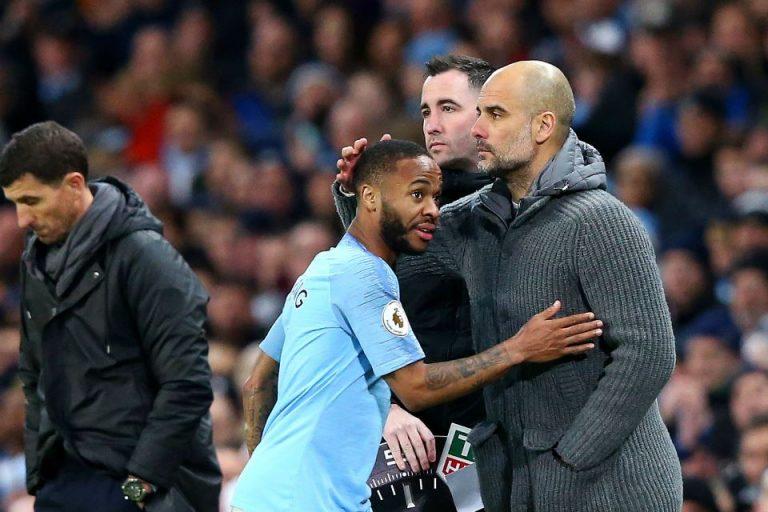 Sterling Dinilai Offside, Pep; Manchester City Pantas Menang