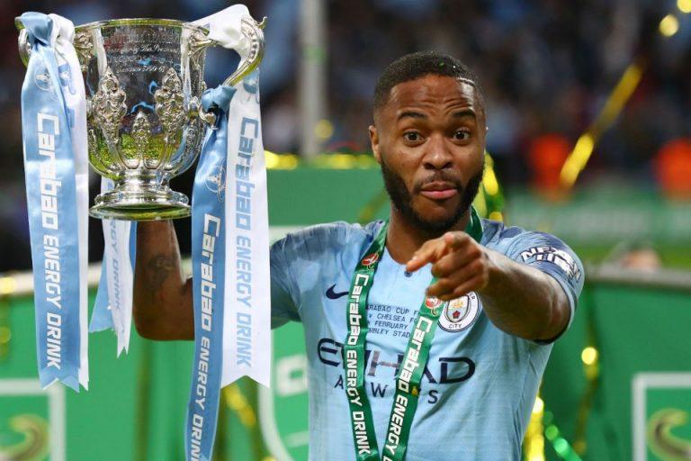 Sterling; Tekanan Juara Terasa Lebih Besar di Liverpool Ketimbang Manchester City