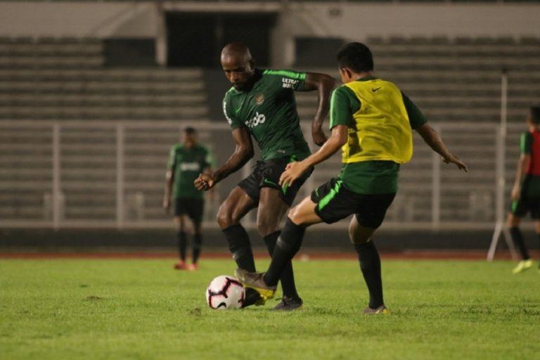 Timnas Garuda Lolos Putaran Kedua Kualifikasi Piala Dunia 2022