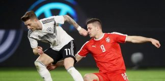 Timnas Jerman Ditahan Imbang Serbia 1-1