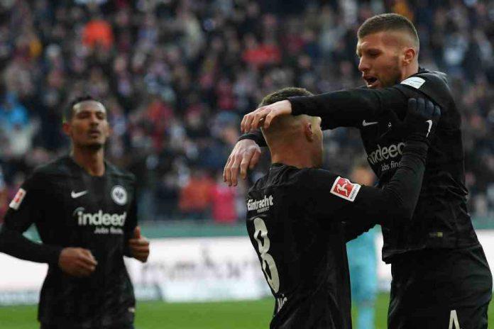 Jegal Bayern, Frankfurt Janjikan Ini Kepada Dortmund