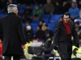 Begini Pendapat Emery dan Ancelotti Terkait Bentrok Keduanya di Liga Europa