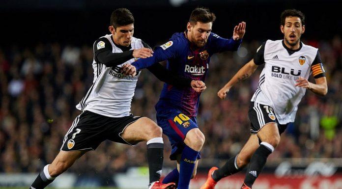 Valencia Tantang Barca di Partai Final Copa Del Rey