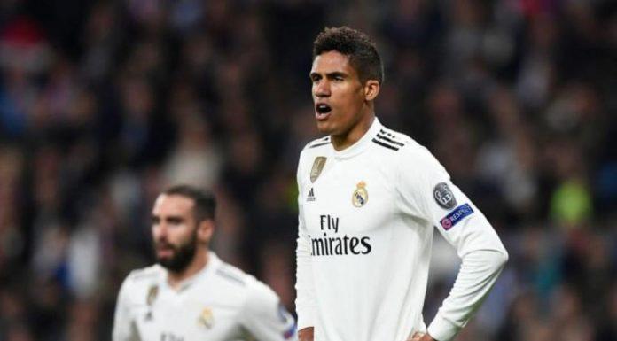 Varane Disebut Mantap Ingin Hengkang Dari Madrid