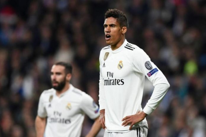 Varane Perpanjang Masa Bakti di Real Madrid