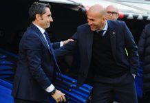 Zidane Ditantang Valverde