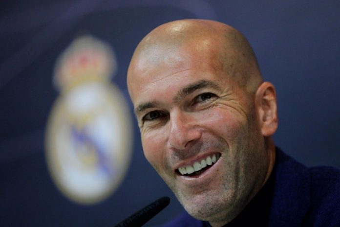Zidane Langsung Hubungi Pemain Ini Usai Balik El Real