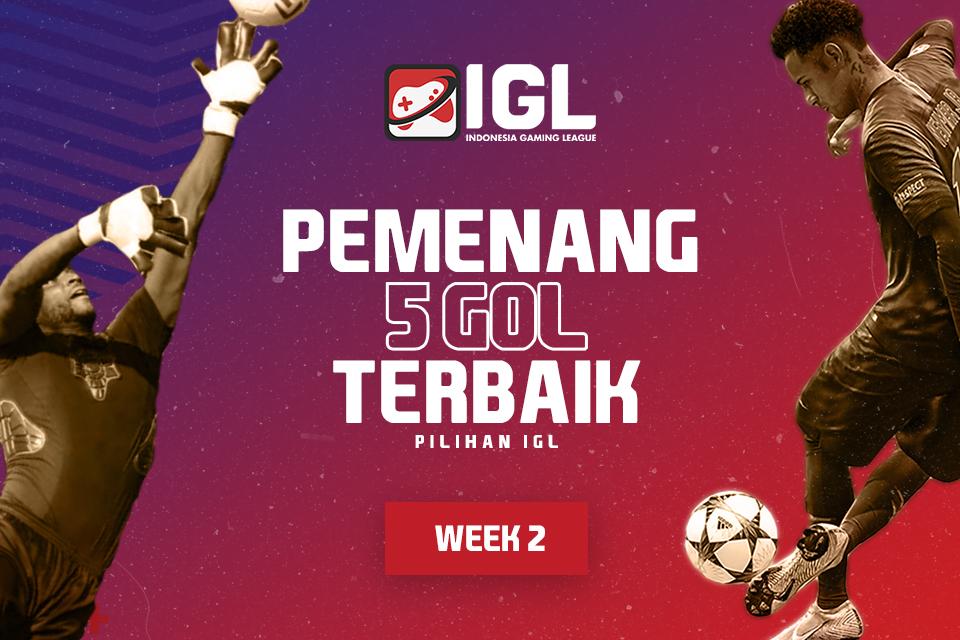 Inilah Peraih 5 Gol Terbaik Pada Minggu Kedua Online Qualifier Fifa FUT 19