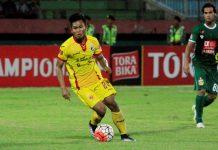 Ichsan Kurniawan Pamit dari Sriwijaya