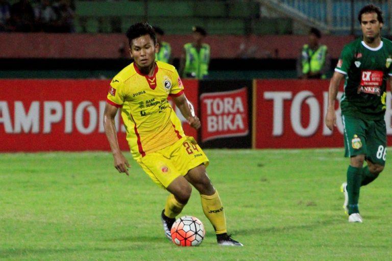 Ichsan Kurniawan Pamit Dari Sriwijaya FC