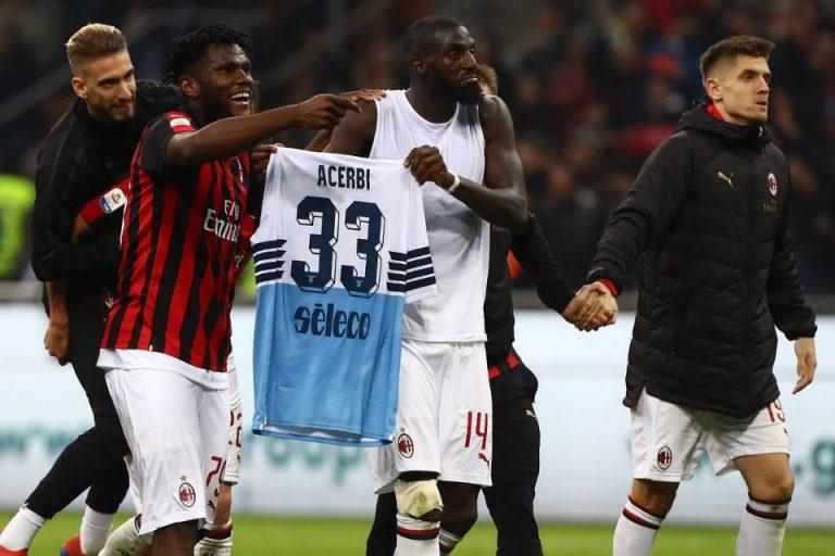 Perlakuan Rasis Bikin Pemain Ini Hengkang dari AC Milan