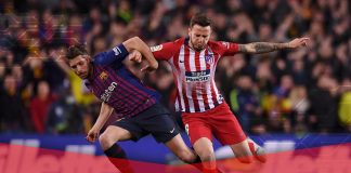 5 Fakta Tak Terduga Laga Big Match Antara Atletico Madrid Vs Barcelona