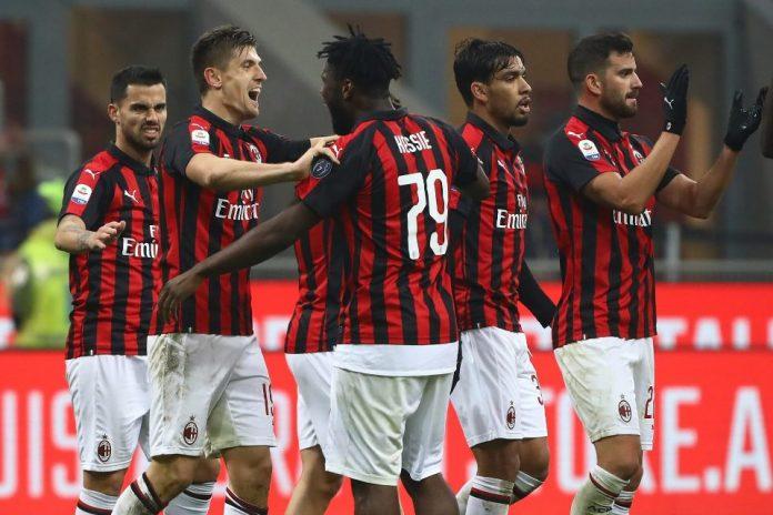 AC Milan, Klub Raksasa Dengan Skuat Medioker