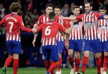 Menang 2-0 Atas Girona, Atletico Tempel Ketat Barcelona