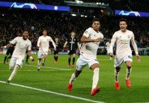 Ada Pengaruh Mistis Saat Manchester United Berlaga di Liga Champions Musim Ini