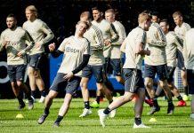 Berstatus Underdog Kala Melawan Juve, Ajax Justru Mendapat Keuntungan Ini