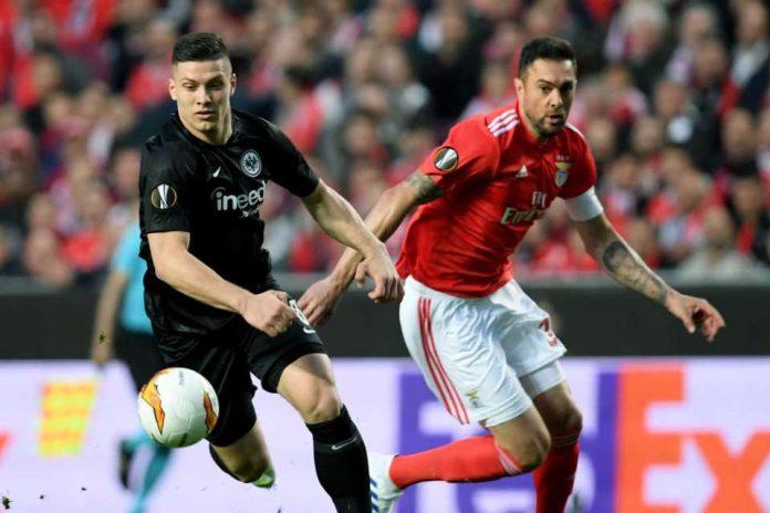 Alasan Frankfurt Lepas Jovic ke Madrid