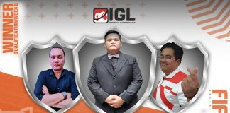 Pemenang Online Qualifier Minggu Kedelapan