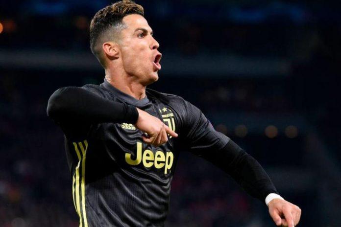 Allegri Ronaldo