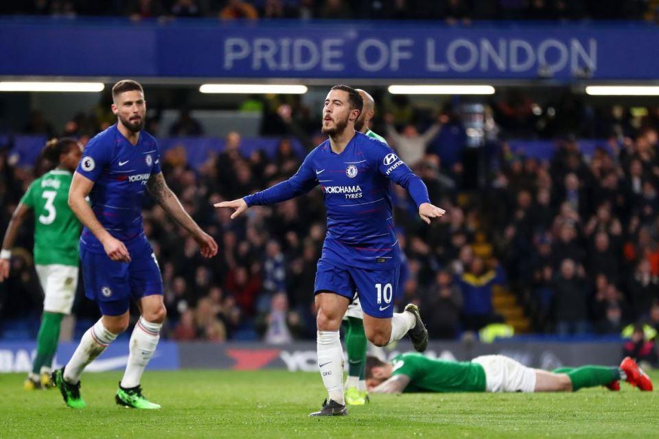 Andai Ditinggal Hazard, Chelsea Bersiap Datangkan Pemain Barca Ini