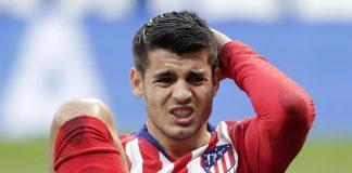 Atletico Madrid Dipastikan Pincang Saat Melawat ke Camp Nou
