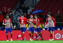 Atletico Madrid vs Valladolid Runner-Up Jadi Pertaruhan Gengsi